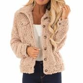 Девочки,Берем не думаем!Куртка плюш ,тренд этой весны ,фирменная Hippie Rose,цена сайта 49$!на выбор