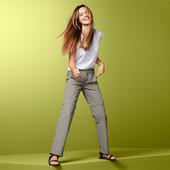 Супер удобные функциональные брюки 2 в 1 от Tchibo (германия) размер 46 евро=52
