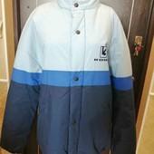 Мужская спортивная куртка на размер евро 42-44.Деми