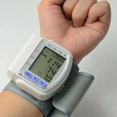 Тонометр автоматический CK-102S, для измерения давления и пульса, аппарат для измерения давления на
