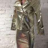 Костюми для суперстильних Косуха і юбка Золото і мідь Вам сподобається Виглядає супер