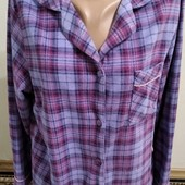 уютная флисовая пижама Country Rose, размер М (14-16).