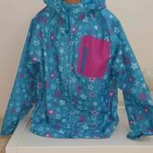 Куртка ветровка на 11-12лет