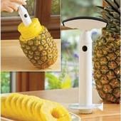 Нож / слайсер для нарезки ананасов кольцами
