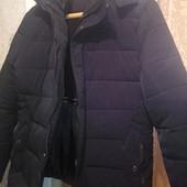Курточка зимняя мужская 50-52