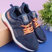 Очень классная модель мужских кроссовок 40-45. Цвет и размер на выбор.Читайте описание.