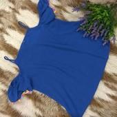 Шифоновая блуза с красивыми рукавами на 12-13лет