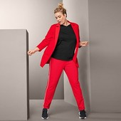 Стильный, яркий пиджак от Tchibo (Германия), 44 евро, на наш 50/52