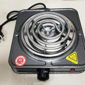 Плита электрическая однокомфорочная 1000Вт 138мм спираль