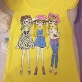 Розпродаж!!! Нові футболки плотні красиві