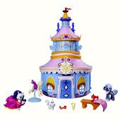 Подарок к 8 Марта.Красивый Домик-мастерская для пони с аксессуарами(фото реальные)