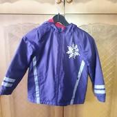 Курточка демі для дівчинки на 6-8 років!