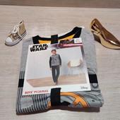 Германия!!! Коттоновая пижама для мальчика Star wars! 98/104! Можно на подарок!