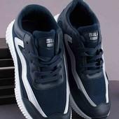 Новинка! Мужские кроссовки 40-45. Цвет и размер на выбор. Читайте описание.