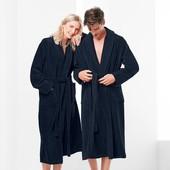 ☘ Махровий халат, унісекс,Tchibo (Німеччина), 50-56 р. жіночий або 50-54 р. чоловічий