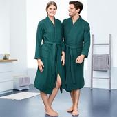☘ Махровий халат, унісекс, від Tchibo (Німеччина), розміри наші: 52-56 (L євро)
