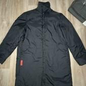Легкое,буквально воздушное пальто на весну L XL