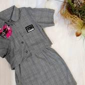 Шикарний комплект. Блузочка+ юбка. Якість відмінна