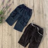 Штаны для мальчика 0-3 месяца. В отличном состоянии.