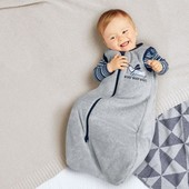 Спальный мешок, конверт велюровый для малыша Lupilu Германия , размер 70 см 0-6 мес.