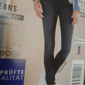 Размер: eur 42 Фирменные плотные джинсы skinny fit Esmara Германия. Рекомендуем!