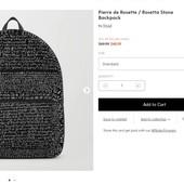 ☘ 1 шт ☘ Преміальний рюкзак унісекс Rosetta Stone Society6 (Англія)