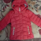 Фирменная зимняя куртка, пуховик Аvecs. Нюасы в описании.