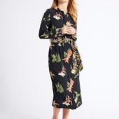 Платье-рубашка M&S (uk 6,р.XS)