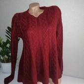 Тёплый свитер-туника