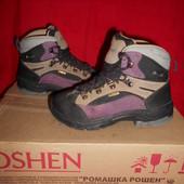 Landrover ботинки.вставки кожа(замш).размер 34.стелька 20.5 см.в отличном состоянии.Оригинал!