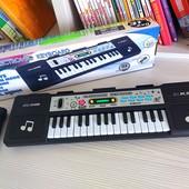 Синтезатор MQ3108-3118 42см, 31клавиша, микрофон, демо