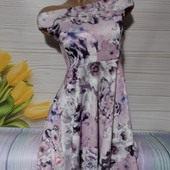 Вау! Шикарное платьице секонд люкс с биркой размер 46