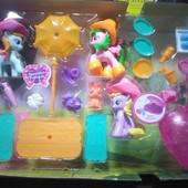 Набор Пони My Little Pony с аксесуарами!!!!!