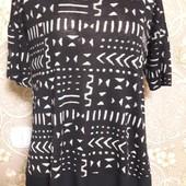 Комбинированная блузка next