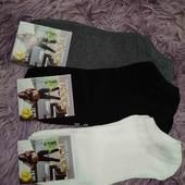 Женские короткие носки лот 1 пара под кроссовки