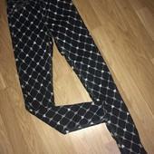 Эластичные стрейчевые джинсы джеггинсы узкие с высокой талией Topshop