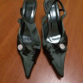 продам стильные туфли ,длина стельки 24,5см
