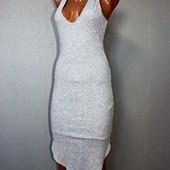 Качество! Стильное и очень комфортное платье в рубчик в от H&M, в хорошем состоянии