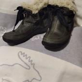 утепленные ботинки Merrell