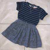 Стоп !❤ Крутое модное фирменное платьице для девочки,4-5 лет❤ Много лотов!