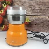 Кофемолка для измельчения кофе, орехов, сухих бобов и зерновых культур