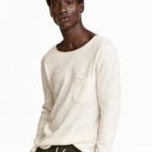 H&M,джемпер тонкой вязки ХЛ.