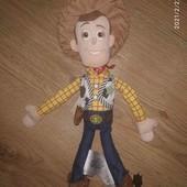Вуди История игрушек