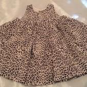 Платье для малышки 0-3, baby Gap