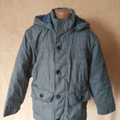 ❤Брендова суперова дуже тепла куртка у Ідеальному стані 128 років дивіться заміри