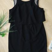 Шикарное платье р-р 18