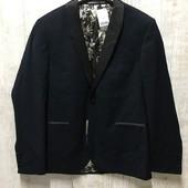 ☘ Лот 1 шт ☘ Фактурний піджак в діловому стилі від Next (Німеччина), розмір 44