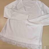 Esmara пижамный реглан с кружевом S 36-38