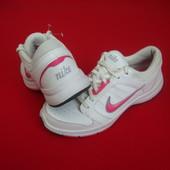 Кроссовки Nike White натур кожа оригинал 37-38 разм