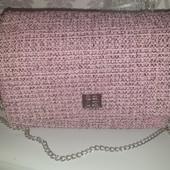 Продам новую красивую твидовую сумочку
